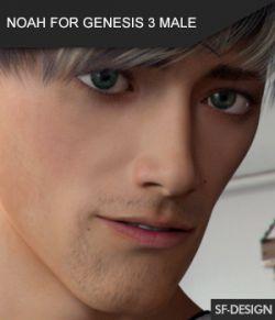 NOAH FOR GENESIS 3 MALE