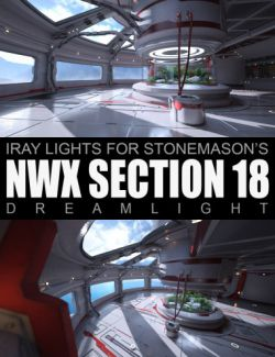 NWX Section 18 Iray Lights