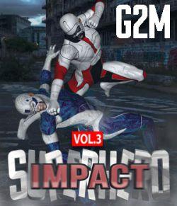 SuperHero Impact for G2M Volume 4