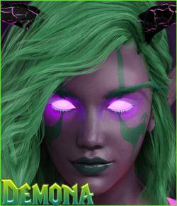 Demona for Genesis 8 Female