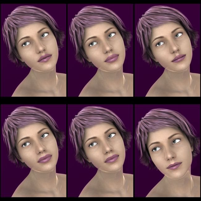 Mouth Morphs for Genesis 8 Female | 3D Models for Poser and