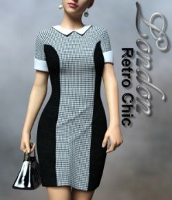 Retro Chic London Clothing G3F & G8F