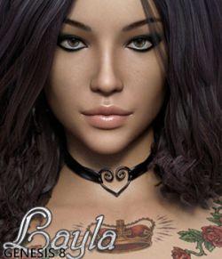 3DSS Layla for Genesis 8 Female