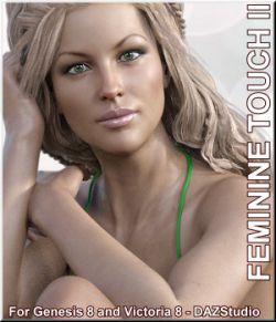 Feminine Touch II- V8/G8 Poses