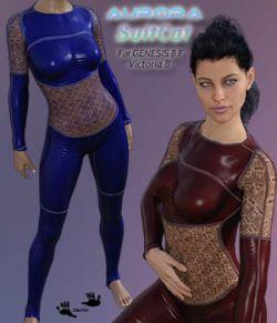 Aurora SuitCat G8F-V8