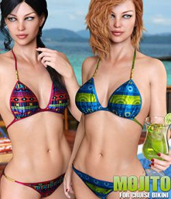 Mojito for Cruise Bikini