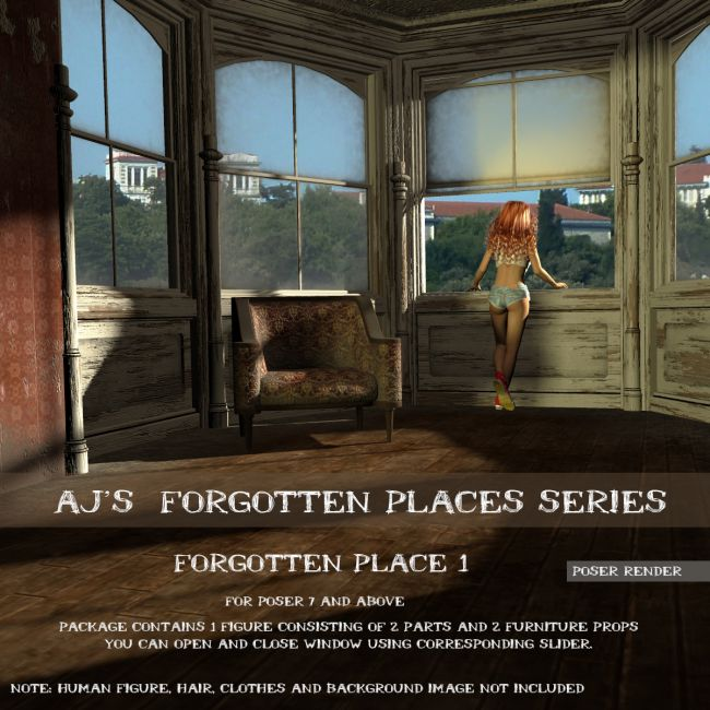 AJ Forgotten Place 1