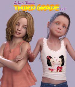Amber's Friends Third Grade
