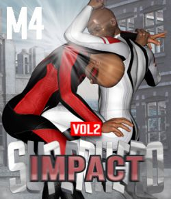 SuperHero Impact for M4 Volume 2