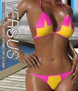 VERSUS - Cruise Bikini for Genesis 8 Females