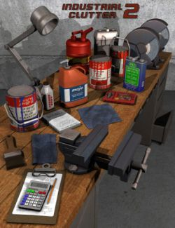 Industrial Clutter 2