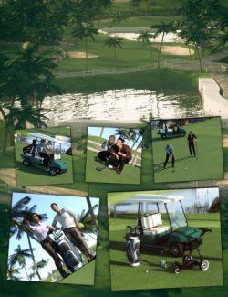 Golf Course Bundle