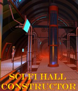 Sci Fi hall constructor