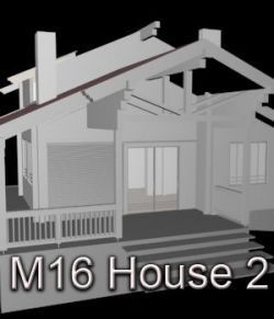 M16 House 2- Extended License