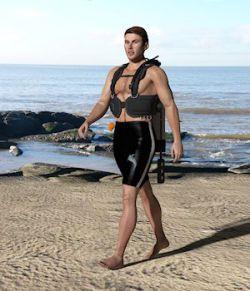 Shorts/Swim Shorts for Dusk