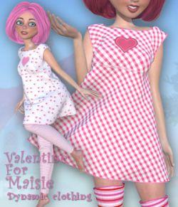 Valentine for Maisie