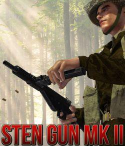 Sten Gun Mk II