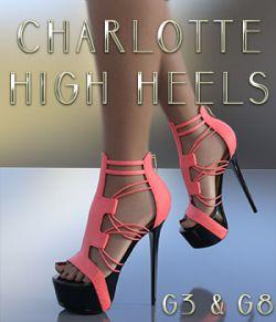Charlotte Heels G3F G8F