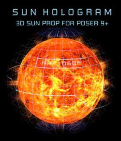 Sun Hologram