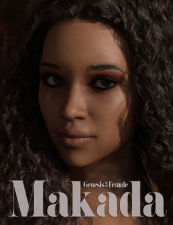 Makeda for Genesis 3 Female