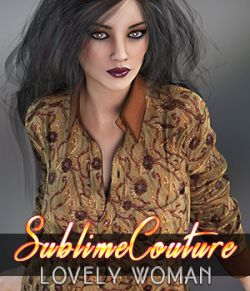Sublime Couture: Lovely Woman Genesis 3
