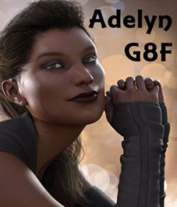 Adelyn for Genesis 8 Female