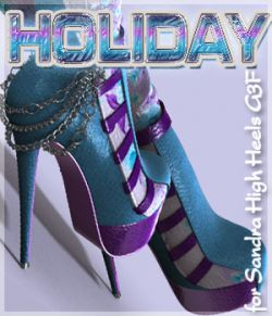 Holiday Sandra High Boots G3F