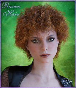 Prae-Raven Hair G3