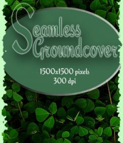 Seamless Ground Cover