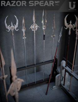 Razor Spear Set
