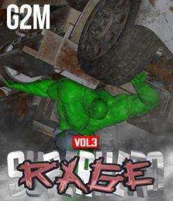 SuperHero Rage for G2M Volume 3