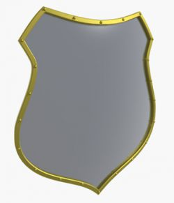 Medieval Shield - Extended License