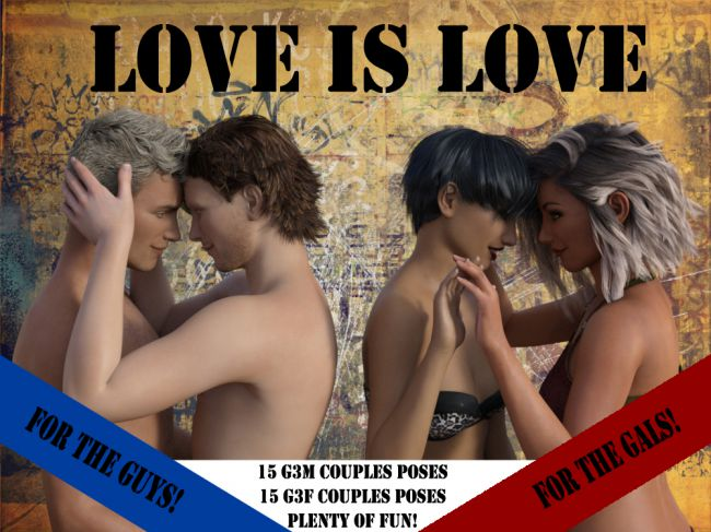 Love Is Love Couples Poses