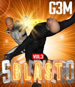 SuperHero Blast for G3M Volume 3
