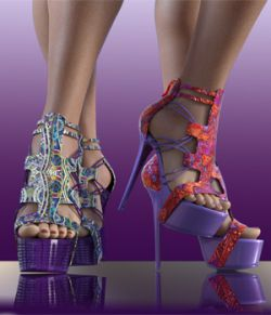 Charm Charlotte Heels