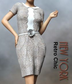 Retro Chic New York Clothing G3F and G8F