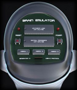 PROTOTYPE-X (Brain Emulator) for G8F