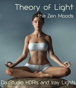 Theory of Light - Zen Moods Iray Lights and HDRIs
