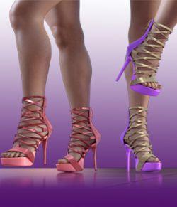 Charm Alisia Heels