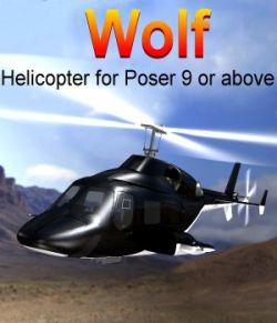 Wolf Poser