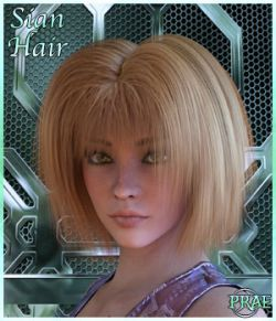 Prae-Sian Hair for G3