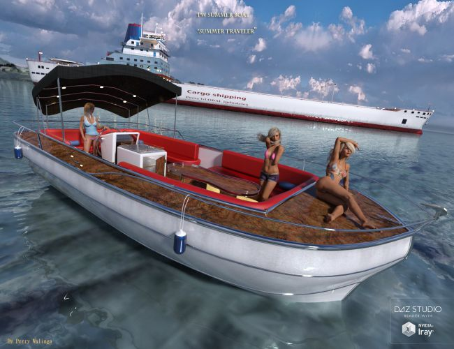 Pw Summer Boat