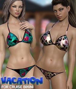 Vacation for Cruise Bikini
