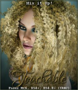 Touchable Natural Curls