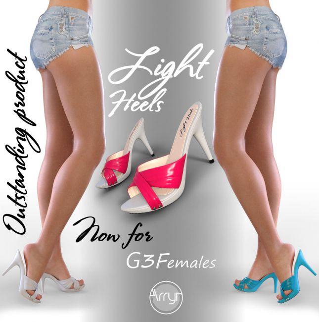 Light Heels G3F