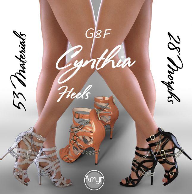 Cynthia Heels G8F