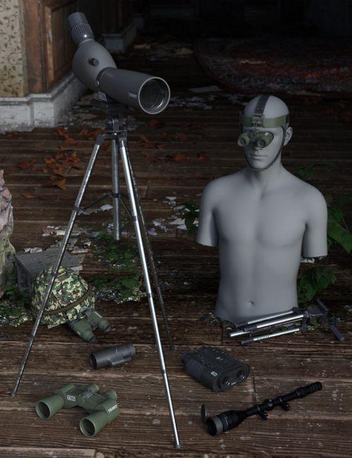 Binoculars Set