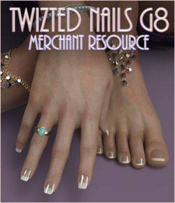 Twizted Nails G8 MR