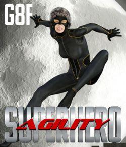 SuperHero Agility for G8F Volume 1
