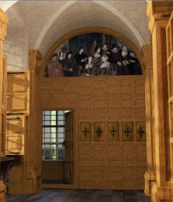 MS17 Tudor Room for DAZ